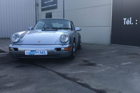 Modèle du véhicule Porsche